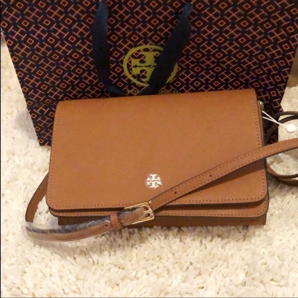 c5ed2f6dd67 🍁TORY BURCH EMERSON COMBO CROSSBODY🍁